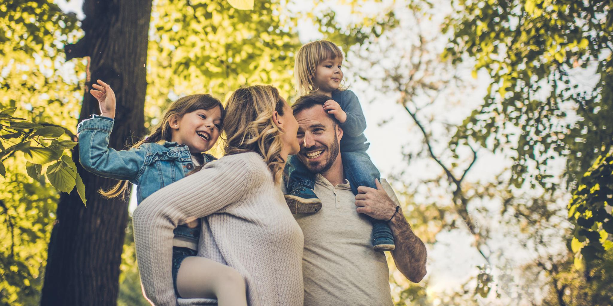 Entlastungsbetrag, Grundfreibetrag, Kinder, Kindergeld: Familien werden steuerlich entlastet