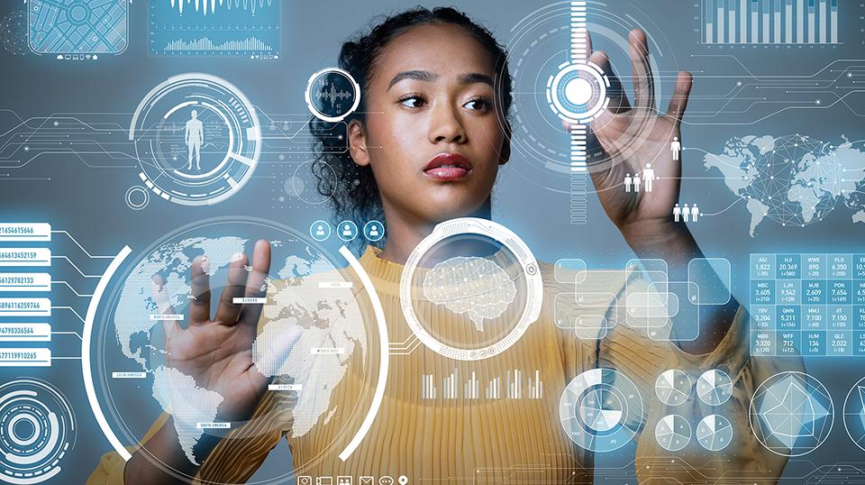 Cloud, Digitalisierung, Künstliche Intelligenz, Wirtschaftsprüfung: Wie KI die Datenverarbeitung revolutioniert