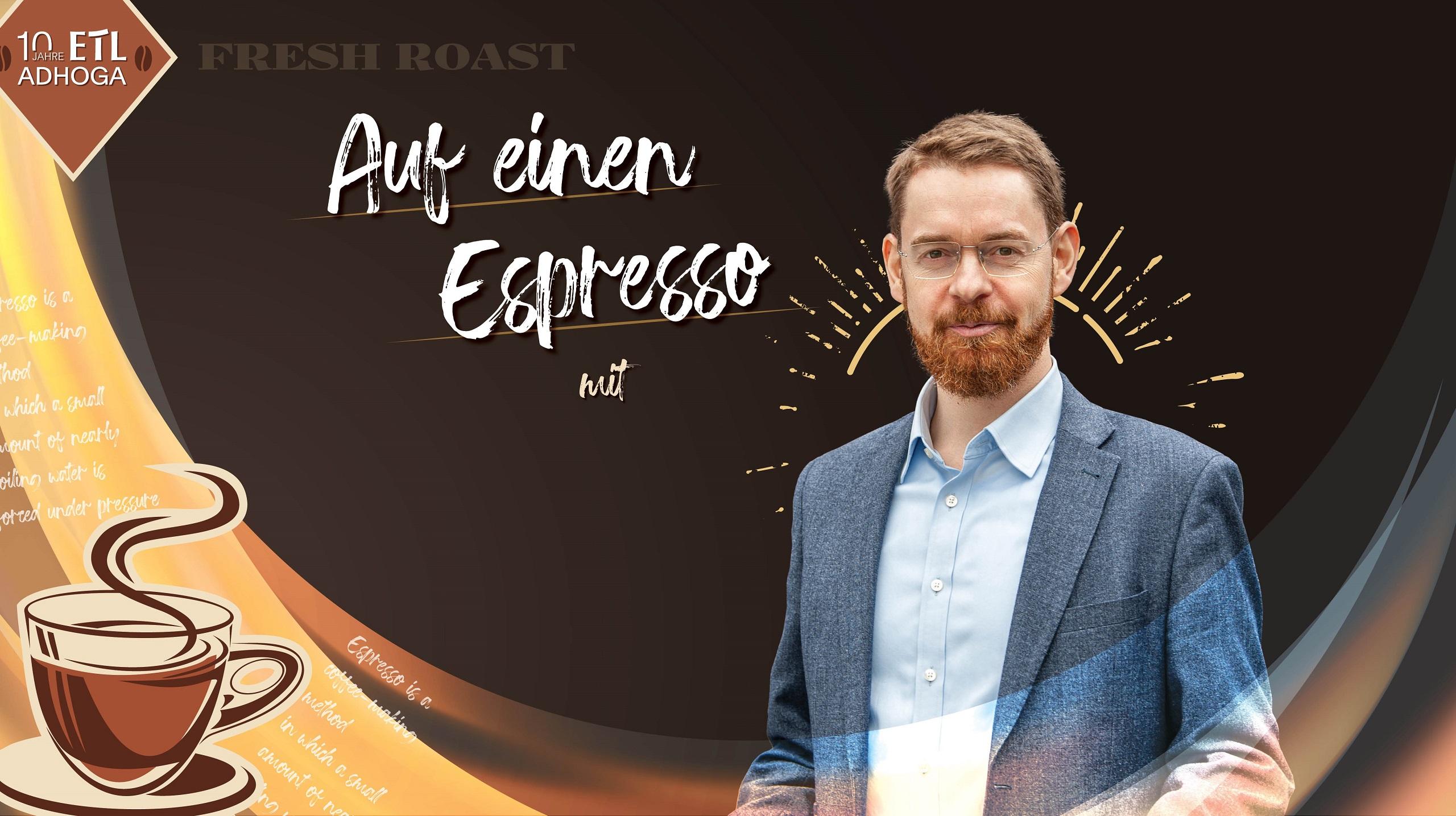 : Auf einen Espresso mit Erich Nagl: Personalmangel beim Neustart