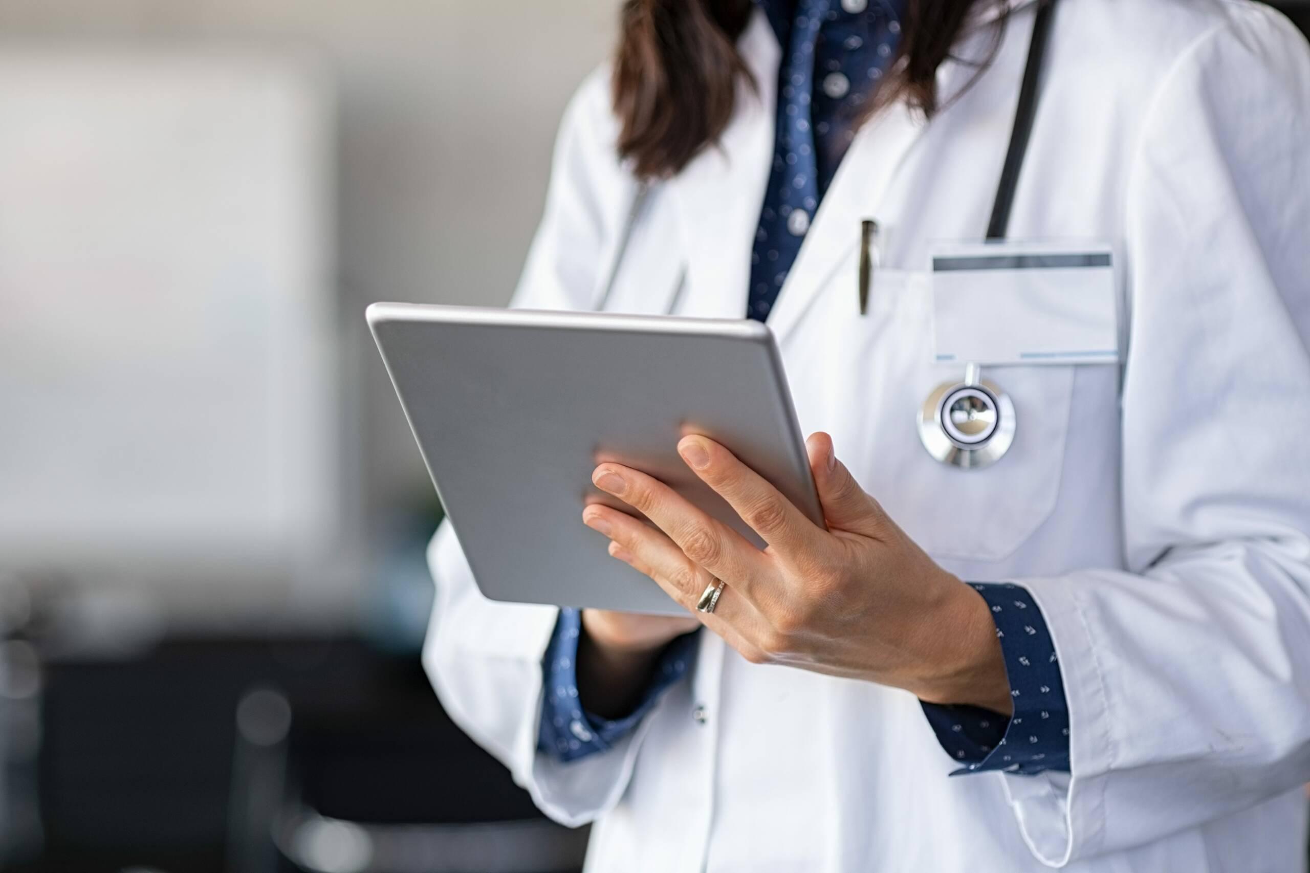 Heilberufsausweis: Digitalisierung im Gesundheitswesens in vollem Gange