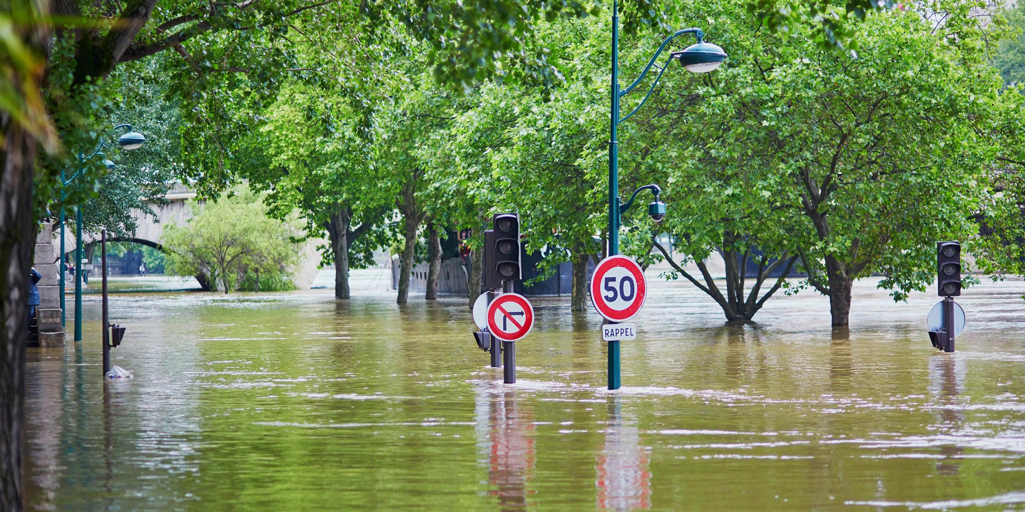 Erhaltungsaufwand, Flutkatastrophe, Rücklagen, Sonderabschreibung, Spenden: Hochwasserkatastrophe 2021 in Deutschland