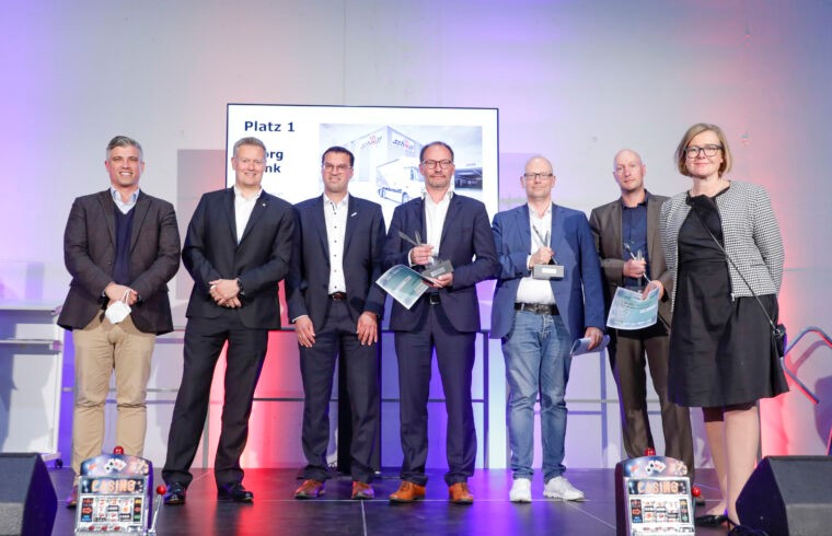 Verleihung des Journalistenpreis Wort&Werkstatt auf der NUFAM 2021